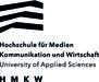 Logo: HMKW Hochschule für Medien, Kommunikation und Wirtschaft